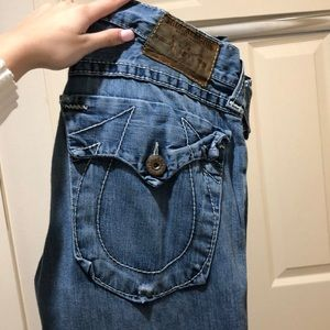Men's True Religion Billy Big T jeans 34